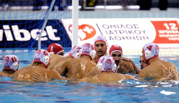 Η κλήρωση του Ολυμπιακού στο LEN ChampionsLeague
