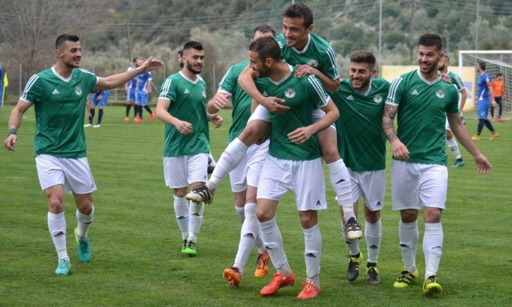 Κυπελλούχος Γ' Εθνικής η ΑΕΚαραϊσκάκης